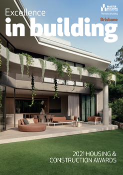 2021 Brisbane Excellence in Building