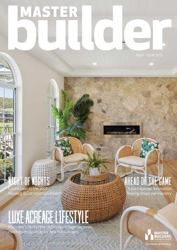 Master Builder Apr-Jun 2021