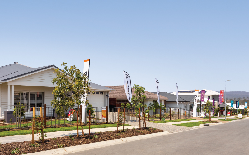 Yarrabilba Display Village