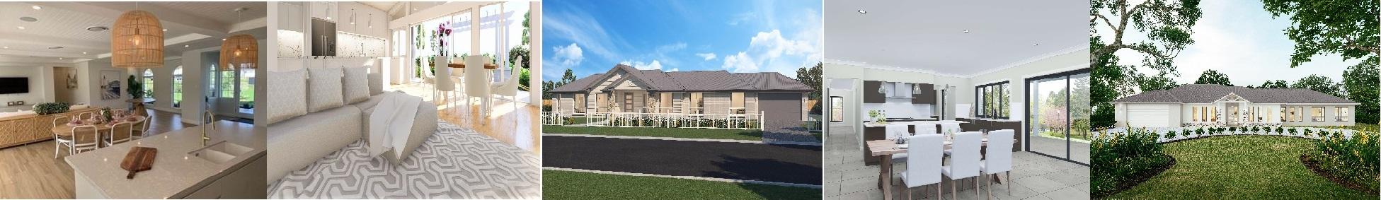 The Mahoney's Pocket North display village opens 13 February 2021